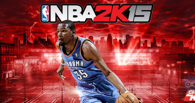 NBA 15