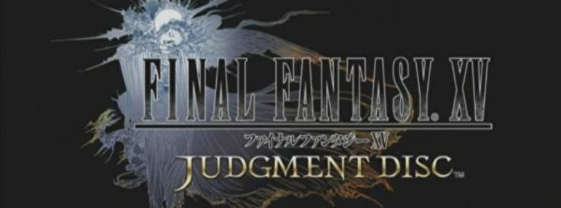 Final Fantasy XV Judgement Disk