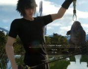 Final Fantasy XV pesca