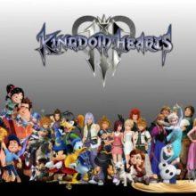 Kingdom Hearts 3 : Sora Riku e Lea