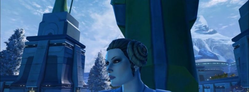 star wars the old republic carrie fisher tribute
