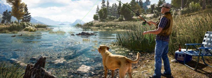 Far Cry 5 : le rôle des ours dans le jeu