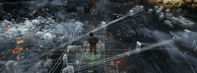 Tom Clancy's The Division Map