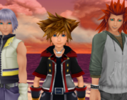 Kingdom Hearts 3 : Sora Riku e Lea