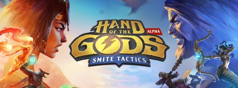 Hand of the Gods : SMITE Tactics