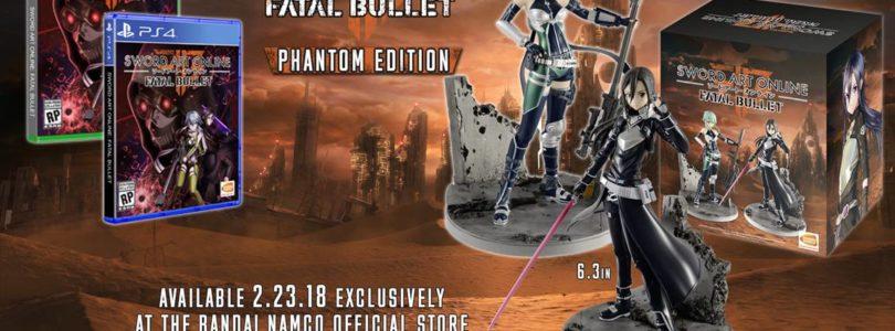 Sword Art Online : Fatal Bullet