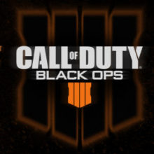Call of Duty : Black Ops IV