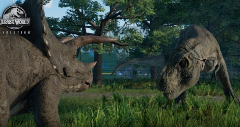 Jurassic World : Evolution