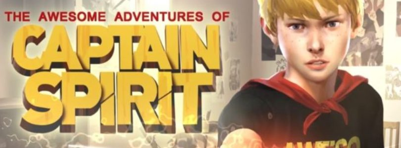 Life is Strange : The Awesome Adventures of Captain Spirit