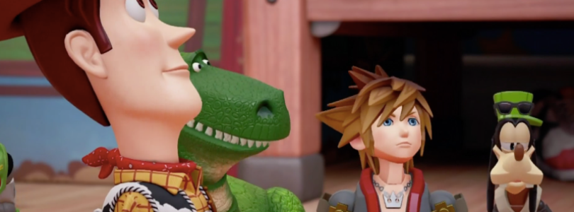 [Video] Il mondo di Kingdom Hearts 3 ispirato a Toy Story