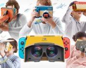 Annoncé Nintendo Labo