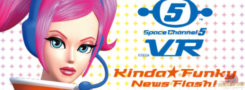 Space Channel 5 VR Kinda Funky News Flash! (Grounding, Inc.)
