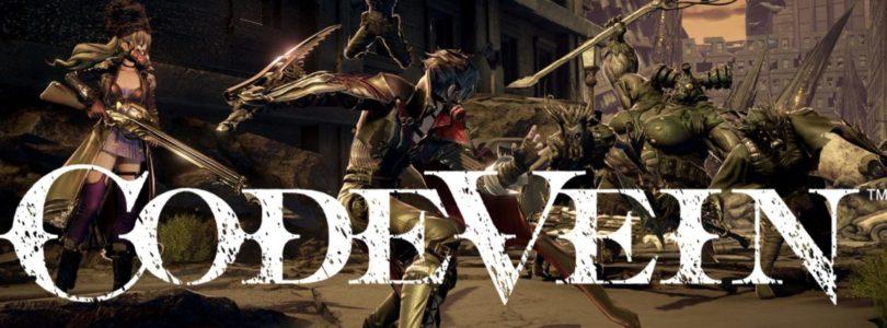 Code Vein è finalmente disponibile ecco il trailer di lancio.