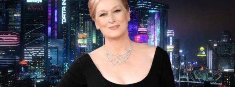 Meryl Streep Cyberpunk 2077