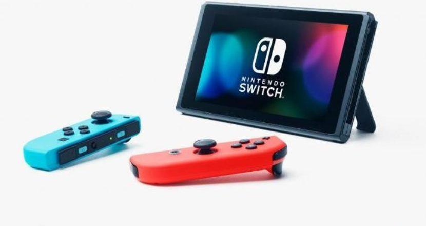 Un nuovo modello di Nintendo Switch con una migliore durata della batteria
