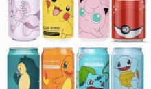 Le lattine a tema Pokémon