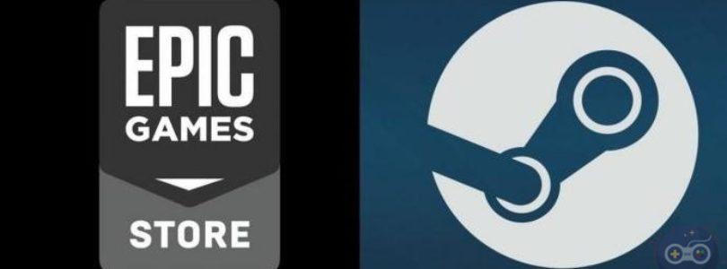 Steam ed Epic Games Store lanciano i saldi di Natale