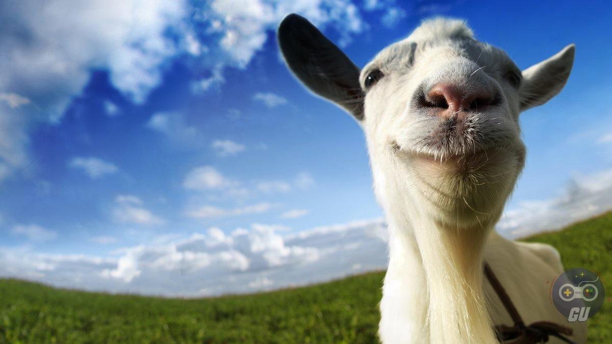 Goat Simulator