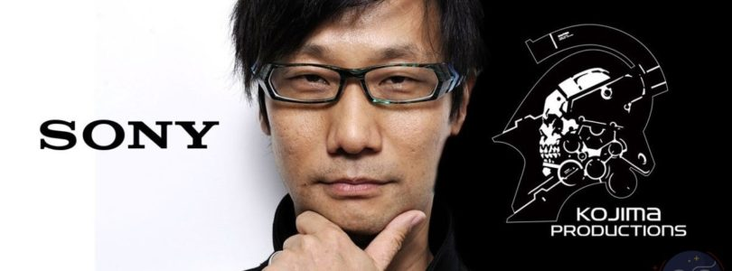 Sony & Kojima Productions