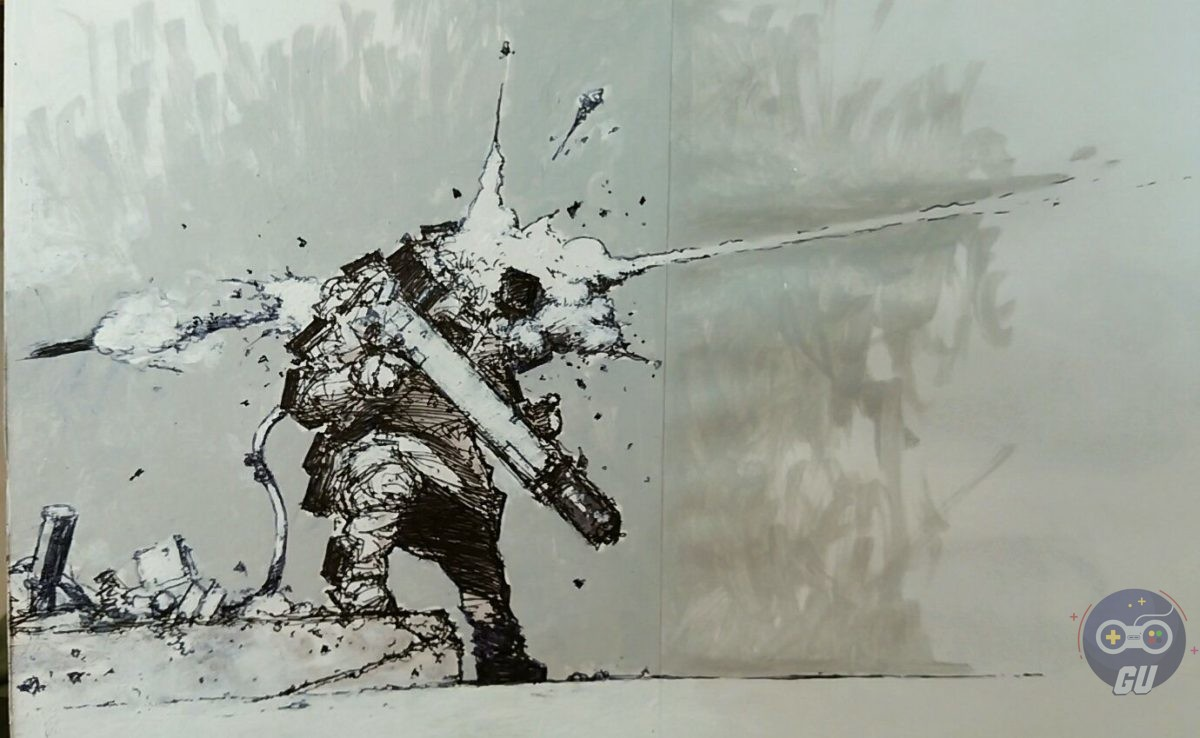 Dessin de Masahiro Ito