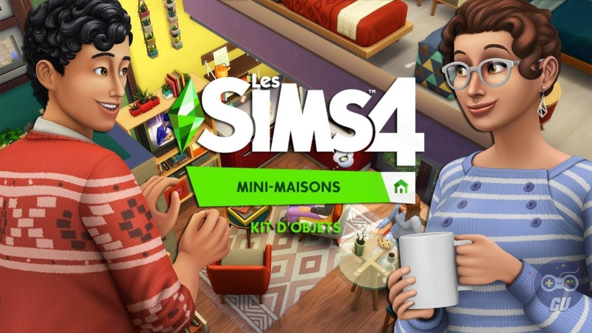 Les Sims 4 Mini-maisons