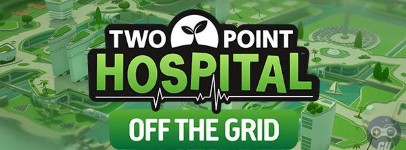 Two Point Hospital : en pleine nature