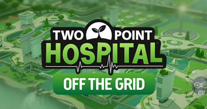 Two Point Hospital : en pleine nature