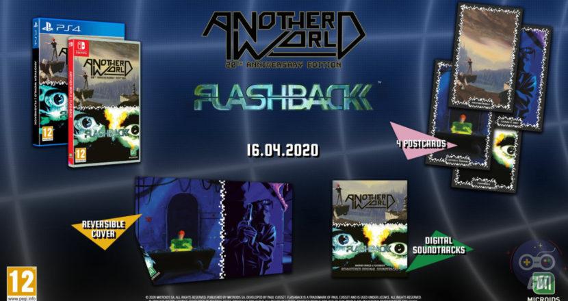 Flashback et Another World