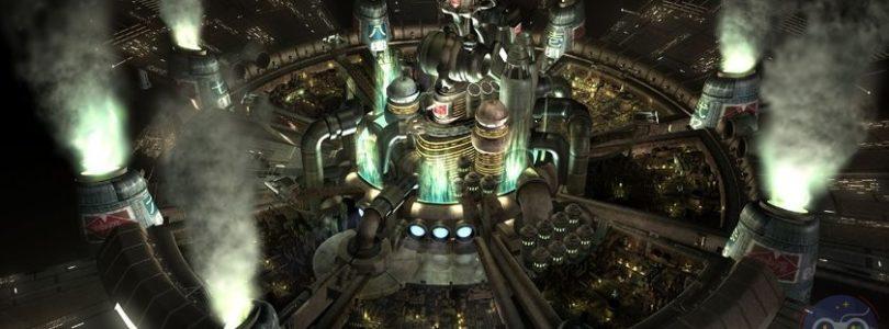 Midgar Final Fantasy VII