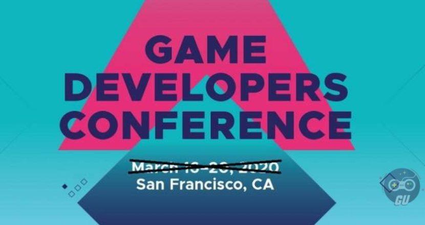 Game Developer Conference 2020 posticipata