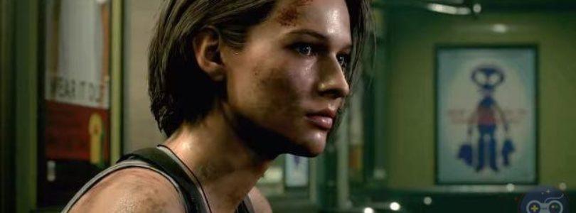Resident Evil 3 Remake change le look de Jill Valentine